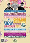Electric Jungle в Cafe Del Mar с Goldie и DaBoyWay
