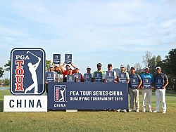 Пхукет примет этап гольф-тура PGA TOUR Series China