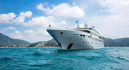 Фото: Kata Rocks Superyacht Rendezvous