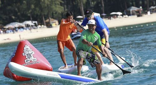 Фото: Thailand SUP Festival.
