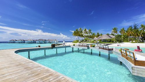 Centara Grand Island Resort & Spa Maldives.