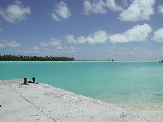 Островная республика Кирибати: море поднимается и время уходит