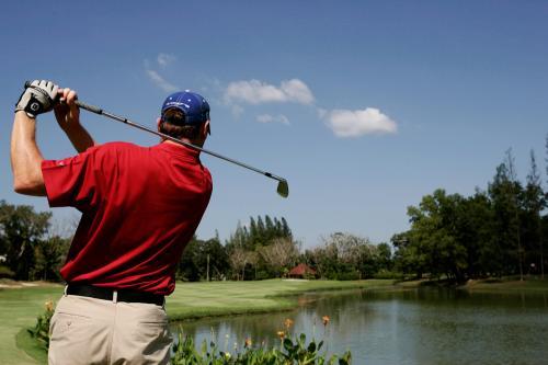 Благотворительный турнир по гольфу в Лагуне