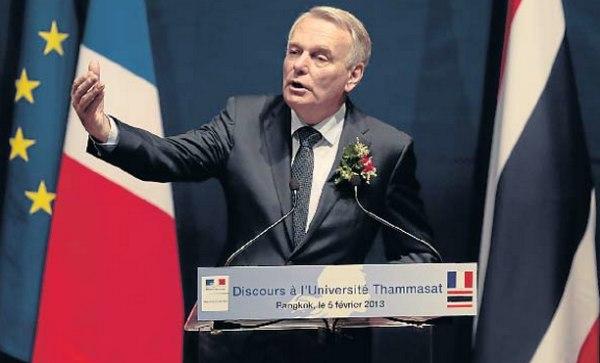 Таиланд и Франция подписали соглашение о сотрудничестве