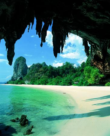 Пляж Пхра-Нанг. Фото: Courtesy of Rayavadee