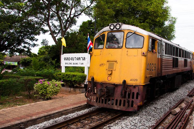 Таиланд сделал ставку на железные дороги