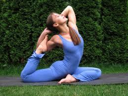 Йога, фитнес