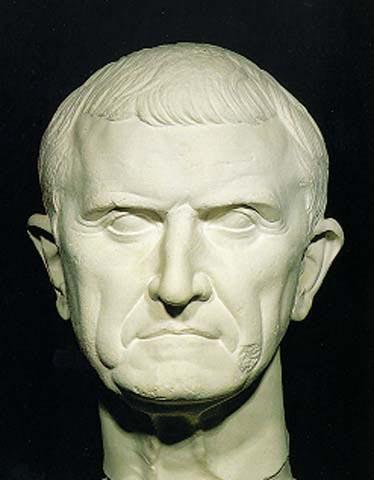 Римский сенатор Марк Лициний Красс считается одним из самых богатых людей в истории человечества.