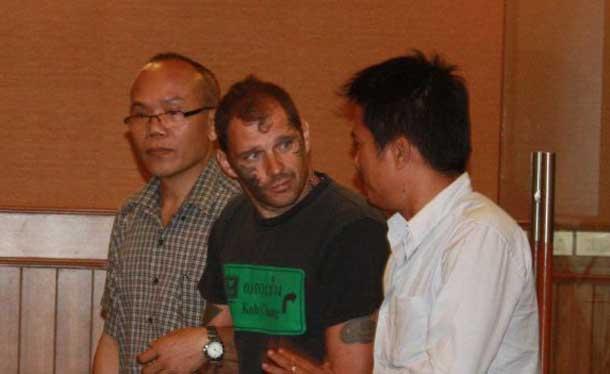 Следователи DSI задержали грабителя, похитившего 130 млн бат