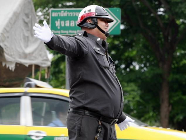 Тайские мужчины незаметно покрупнели