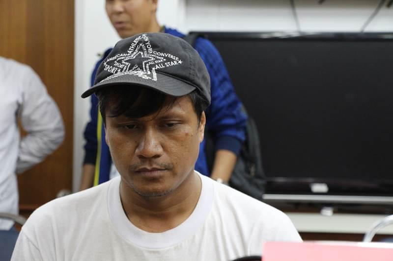 На Пхукете задержали полицейского-вымогателя
