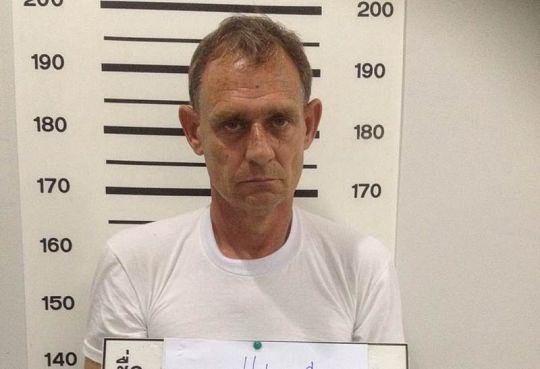 Волонтер туристической полиции Гарри Халпин ждет суда