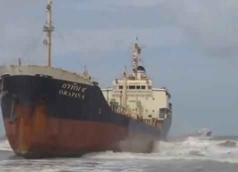 Захваченный пиратами тайский танкер освобожден