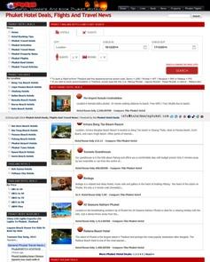 ПРОДАЕТСЯ САЙТ: HOTELDEALSPHUKET.COM