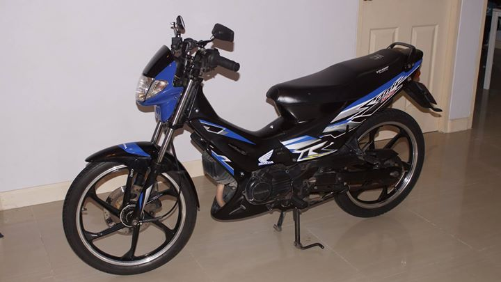Honda Tena 110cc two-stroke