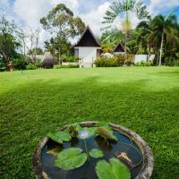 Вилла с бассейном в Пханг-Нга в аренду