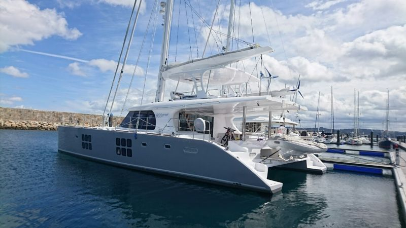 Sunreef 60 Loft, year 2016, 185,000 baht day charter