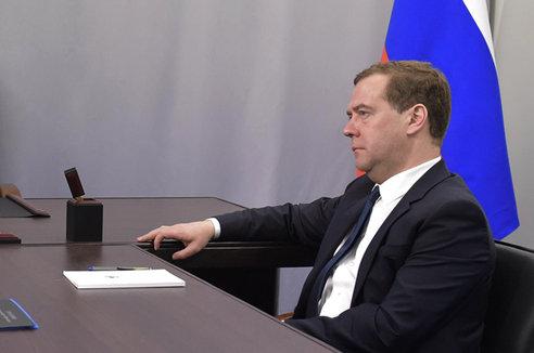 Дмитрий Медведев посетит Таиланд