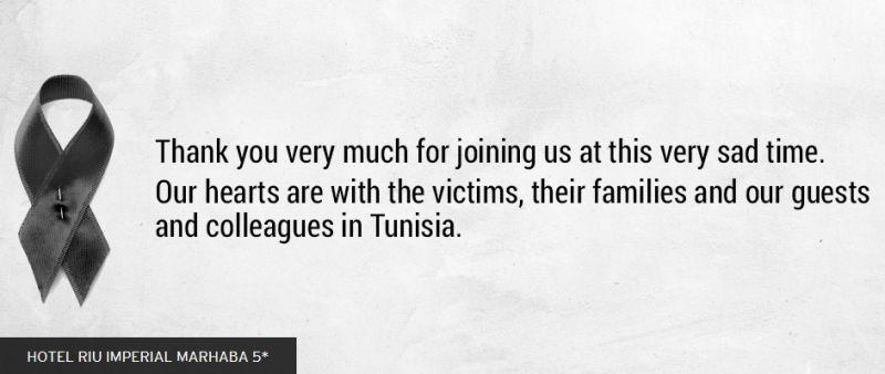 В результате нападения на отели в Тунисе погибла россиянка
