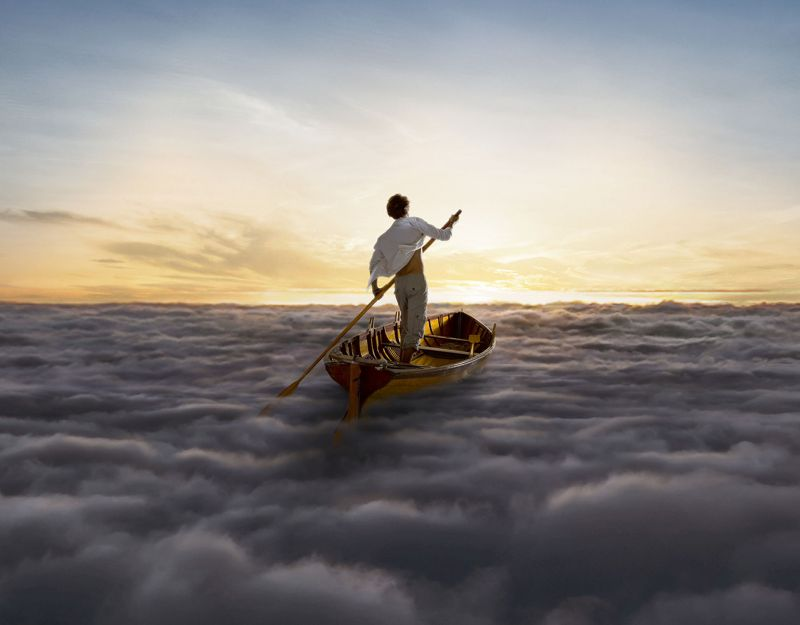 Pink Floyd: The Endless River.