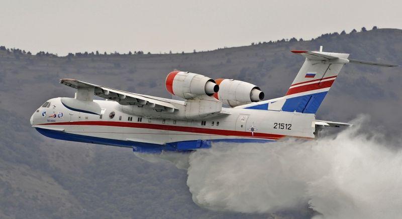 Россия направила самолеты для тушения пожаров в Индонезии