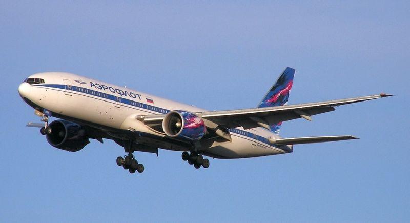 Рейс Бангкок-Москва задержан по соображениям безопасности