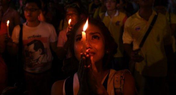 Мир скорбит вместе с Таиландом