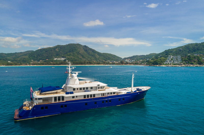 Фото: Kata Rocks Superyacht Rendezvous.