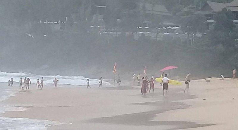 Фото: Phuket Lifeguard Service