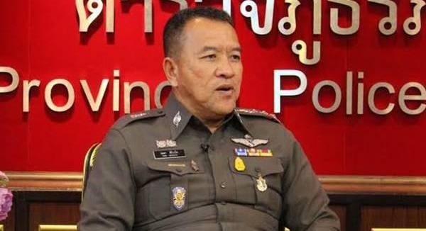 Генерал Сиривато отверг причастность к торговле должностями в полиции