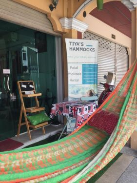 Tiya's Hammocks & Swing seats
