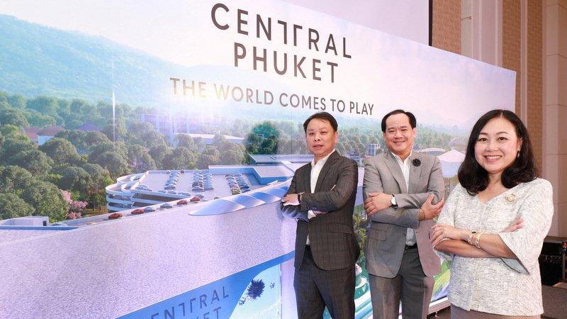ТЦ Central Phuket откроют 10 сентября