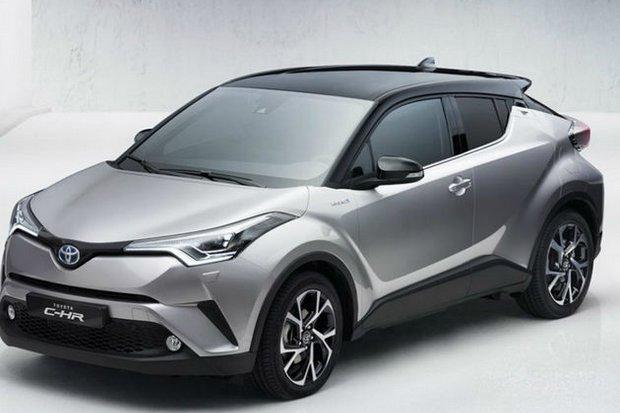 Toyota отзывает гибридные кроссоверы C-HR из-за угрозы возгорания