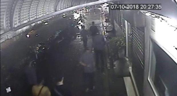 Участник резонансной перестрелки в Бангкоке сдался в руки полиции