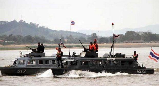 В Чианг-Рае перехватили 14,6 млн таблеток метамфетамина