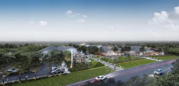 Следующий торгово-развлекательный комплекс Central откроется у пляжа Банг-Тао