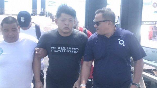 Турист из Малайзии едва не утонул на экскурсии к острову Рача-Яй