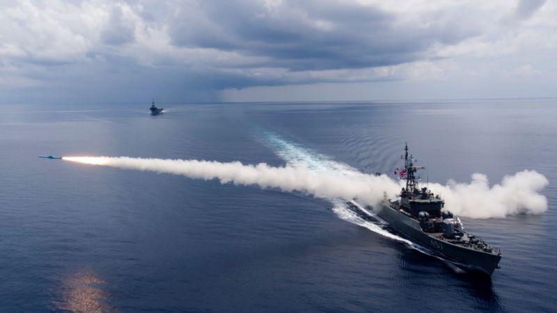 Фото: ВМФ Таиланда
