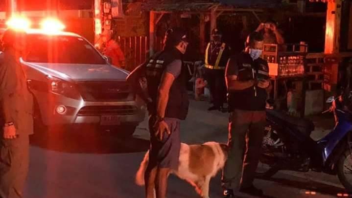Срок комендантского часа на Пхукете – с 22:00 вечера до 4:00 утра. Фото: Полиция Патонга