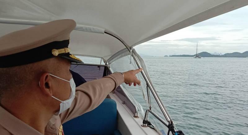 Три яхты из-за рубежа прибыли на Пхукет